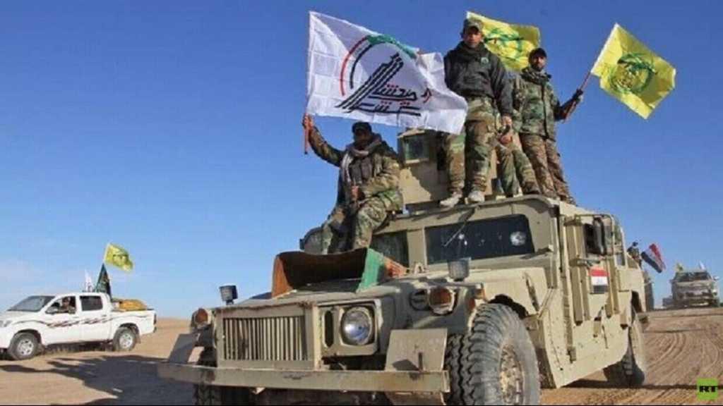 """الحشد الشعبي يطلق عملية امنية باسم """"قادة النصر"""" غرب الانبار"""