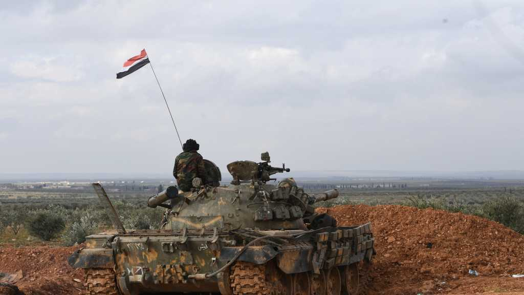 الجيش السوري يكثف ضرباته ضد الإرهابيين المدعومين عسكرياً من قبل قوات النظام التركي