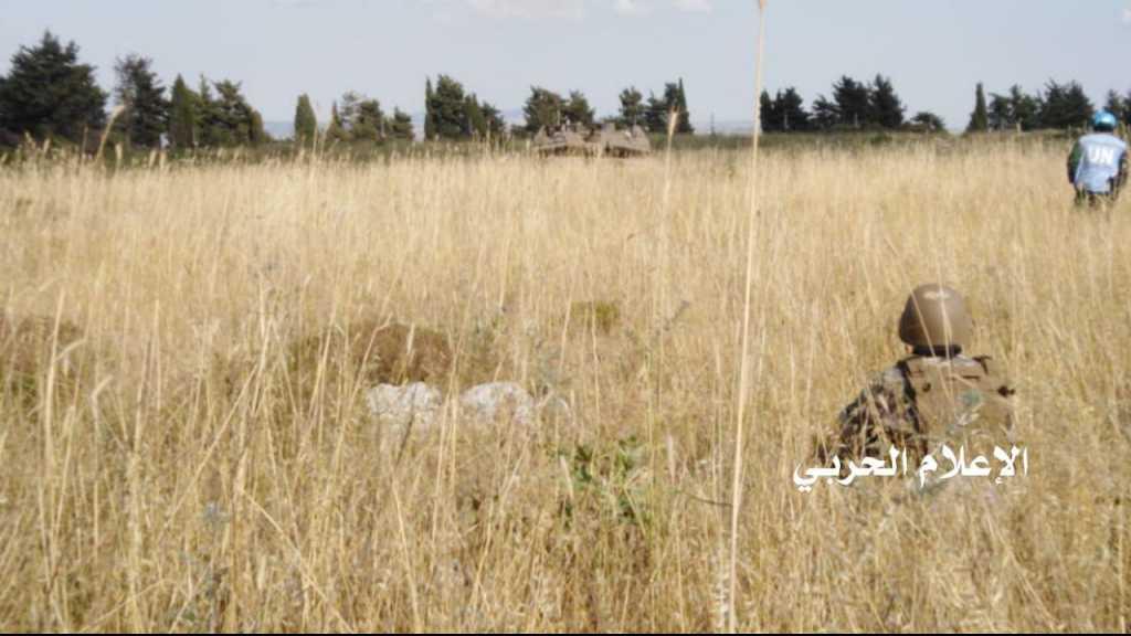 بالفيديو | الجيش اللبناني يستنفر مقابل دبابات الميركافا الإسرائيلية
