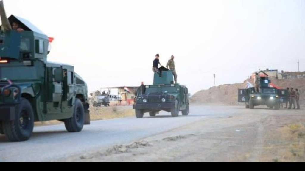 الإيجاز الأمني لمشاركة الحشد الشعبي في حملتين مشتركتين ضد 'داعش'