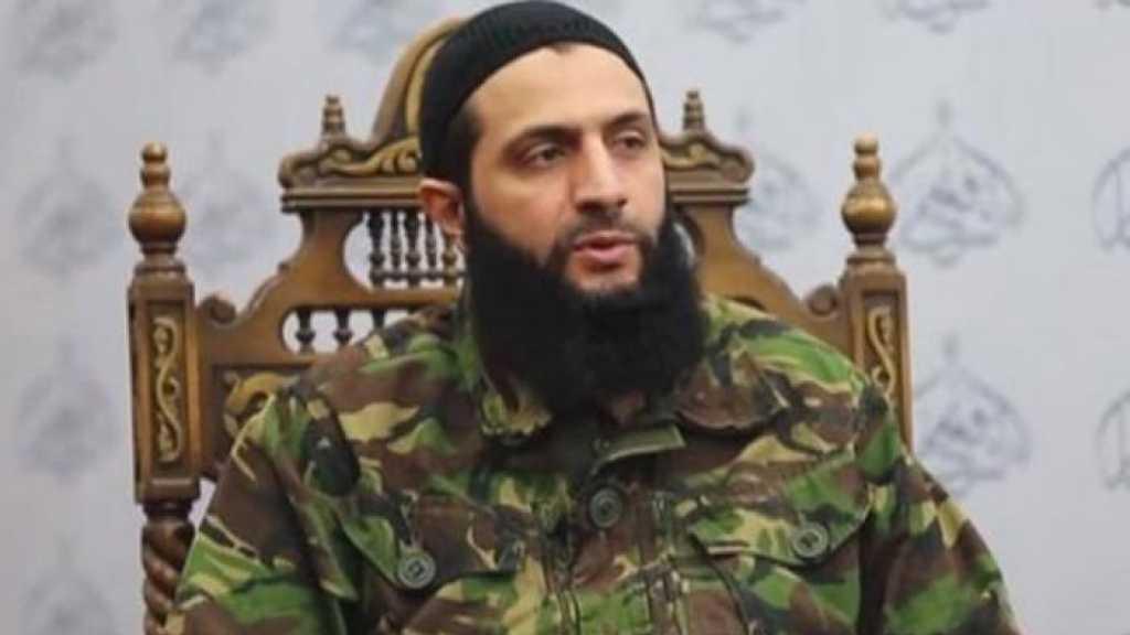 مسؤول تنظيم 'هيئة تحرير الشام' الإرهابي يكشف عن هويته الحقيقية
