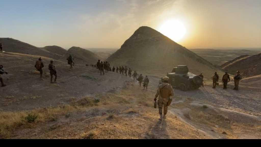ايجاز اليوم الثاني لعمليات 'أبطال العراق- نصر السيادة'