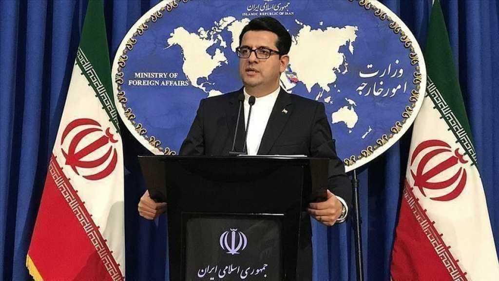 ايران: فرض عقوبات جديدة على سوريا خطوة غير شرعية