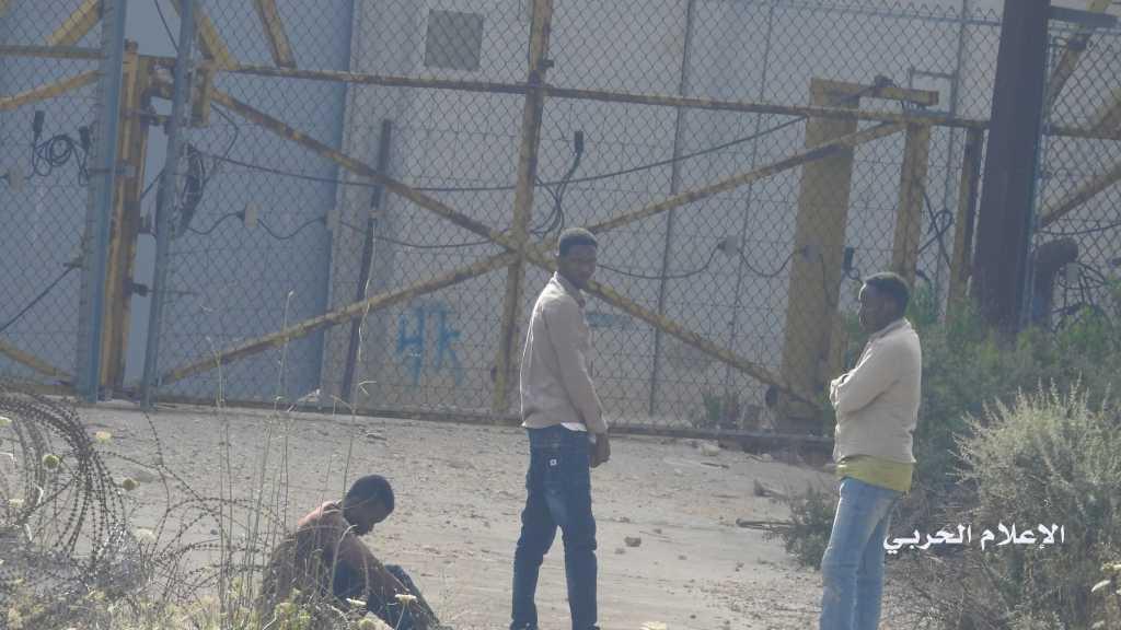 بالفيديو | المتسللين الثلاثة الى داخل فلسطين المحتلة في قبضة الجيش اللبناني