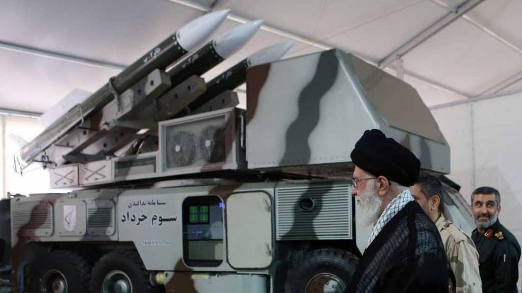 قلق اسرائيلي من امكانية نشر إيران منظومة دفاعها الجوي الفتاكة '3 خرداد' في سوريا