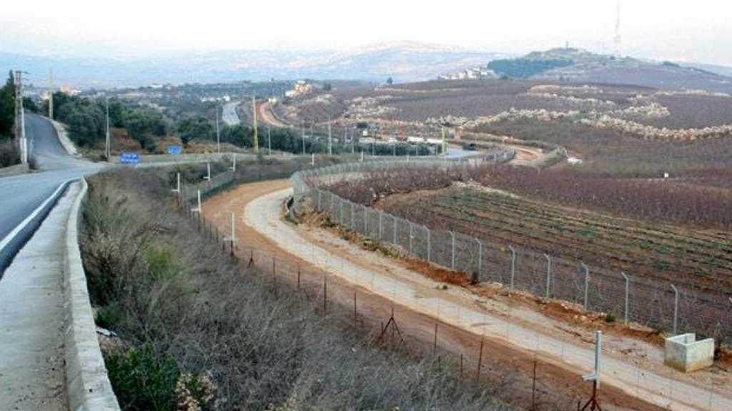 إجراءات احترازية مكثفة لجيش العدو الإسرائيلي عند الحدود اللبنانية