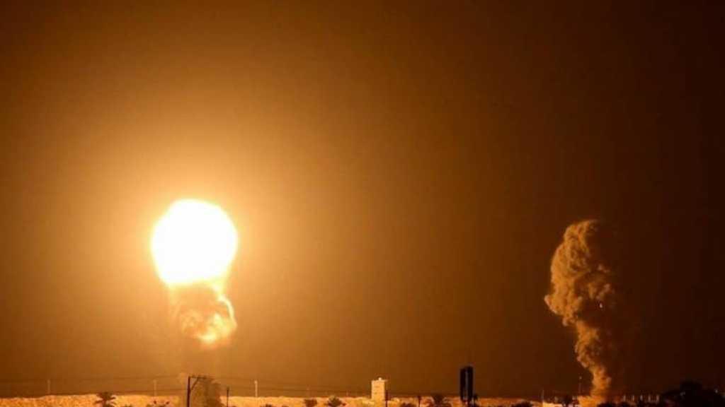 غارات صهيونية على مواقع للمقاومة في غزة والمقاومة تقصف 'الغلاف'