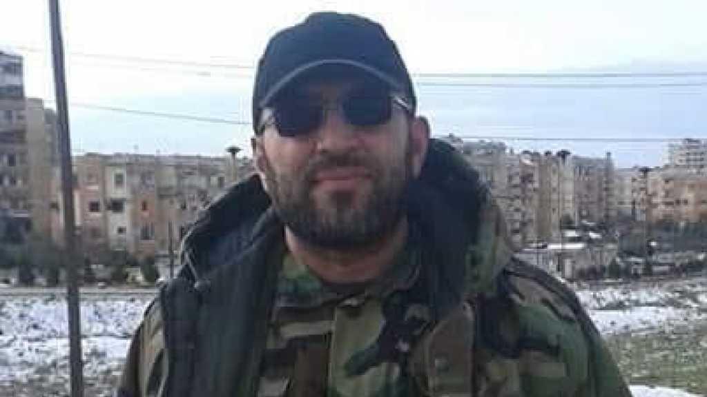 المقاومة الإسلامية تزف الشهيد أبو حسن ساجد