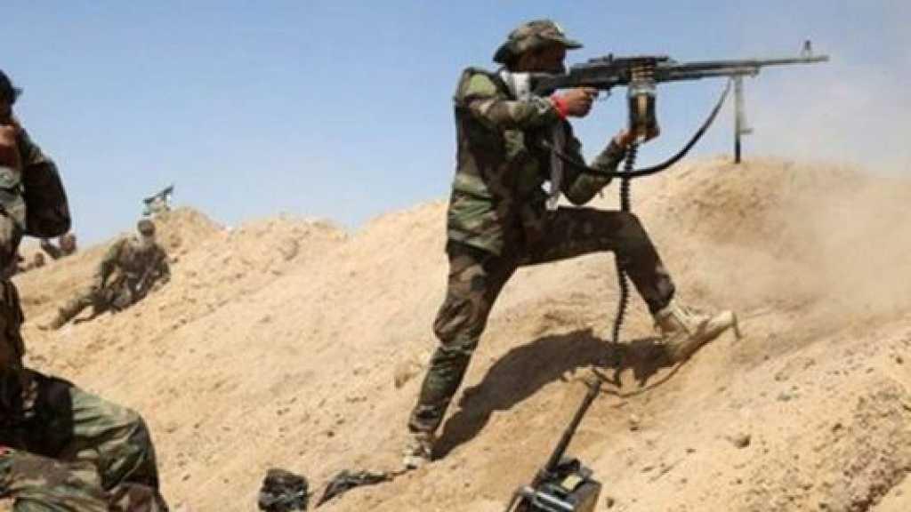 الحـشد الشـعبي يحبط ثلاث هجمات داعشية خلال 72 ساعة جنوب سامراء
