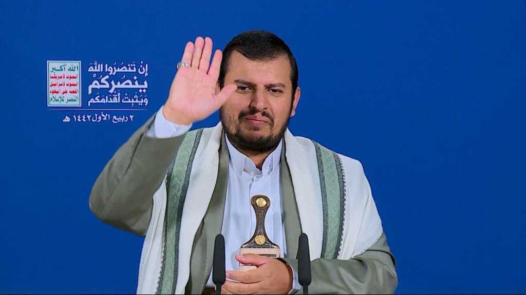 السيد عبدالملك الحوثي: هناك سعي لأن يجعلونا مشروعا للأمريكيين والصهاين