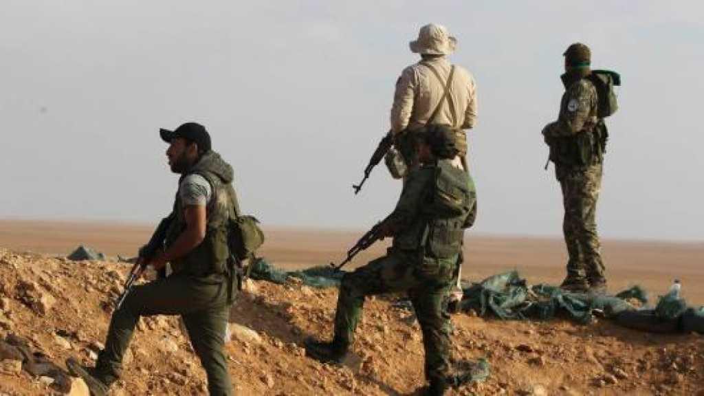 الحشد الشعبي يتصدى لتعرض 'داعشي' شرق صلاح الدين