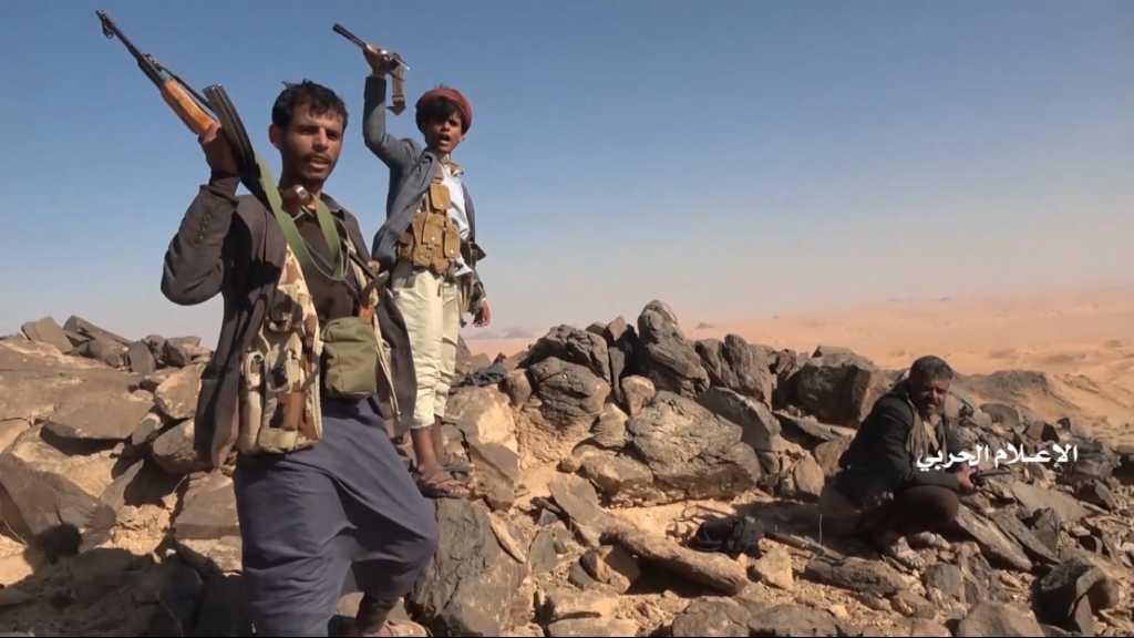 الجيش اليمني واللجان الشعبية يسيطرون على عدد من المواقع والتلال في جبهة الظهرة بنجران