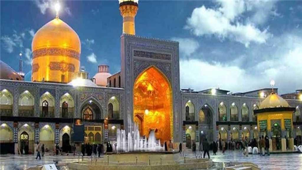 حزب الله: وضع العتبة الرضوية المقدسة على لوائح الإرهاب إساءة للاسلام الحنيف