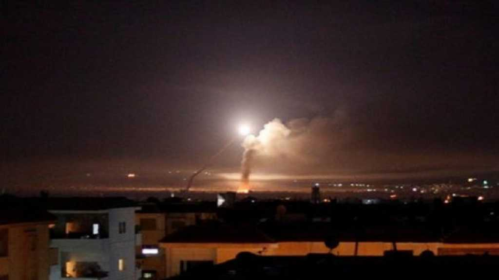 الدفاعات الجوية تتصدى لعدوان إسرائيلي في محافظة حماه