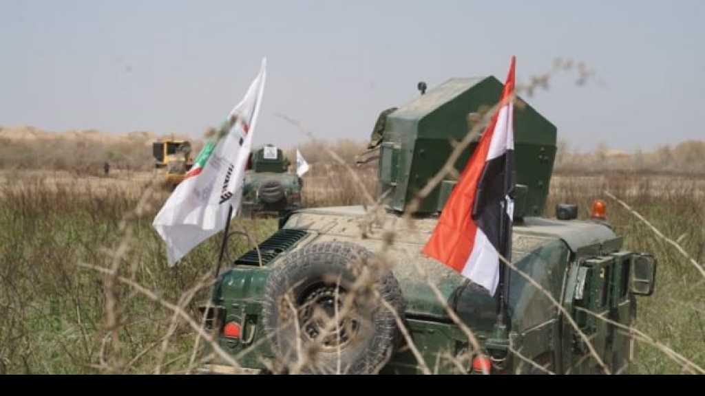 'ثأر الشهداء' في يومها الأول.. تقدم ميداني كبير للحشد الشعبي والجيش العراقي