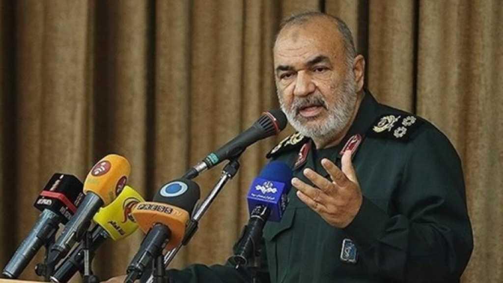 اللواء سلامي: بلغنا حافة الحرب مرارا الا ان قائد الثورة ارغم العدو على التراجع