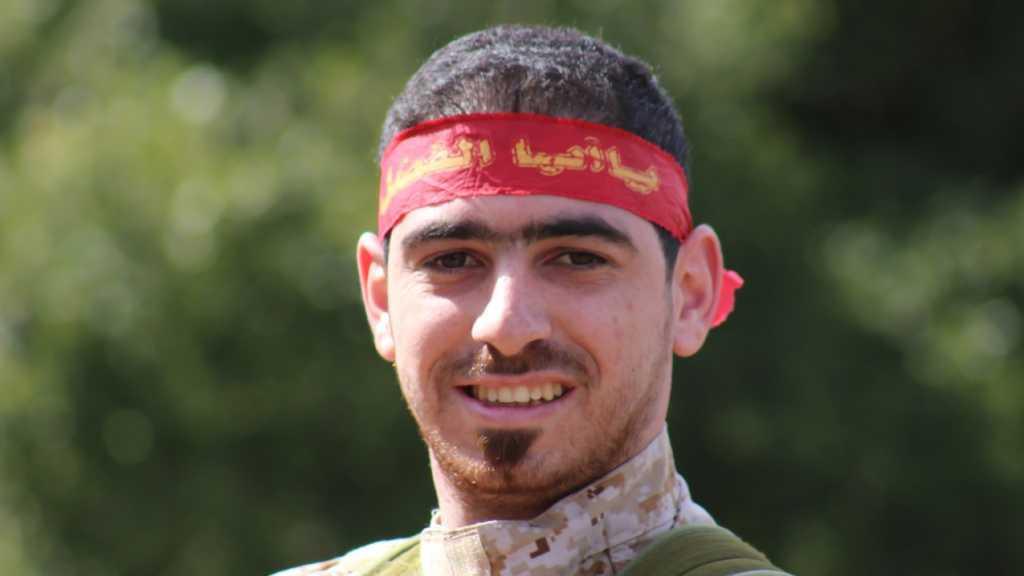 المقاومة الإسلامية تزف الشهيد المجاهد مصطفى سلمان
