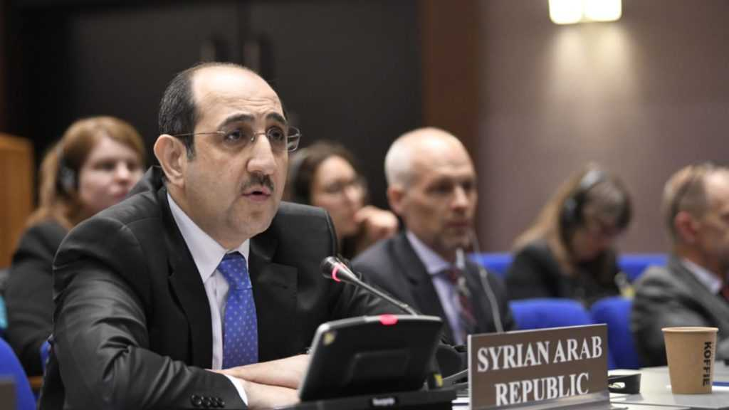 صباغ: فشل مجلس الأمن في الاضطلاع بمسؤولياته يشجع الاحتلال الإسرائيلي على مواصلة اعتداءاته على سورية
