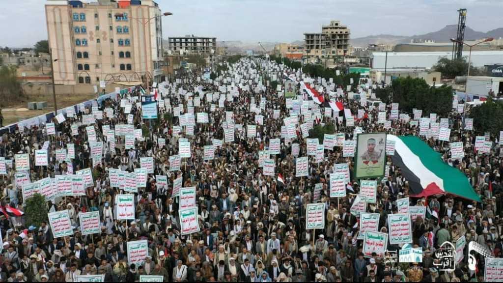 مسيرات صنعاء في يوم القدس العالمي: نتطلع لقيام بدور أكبر في مناصرة فلسطين