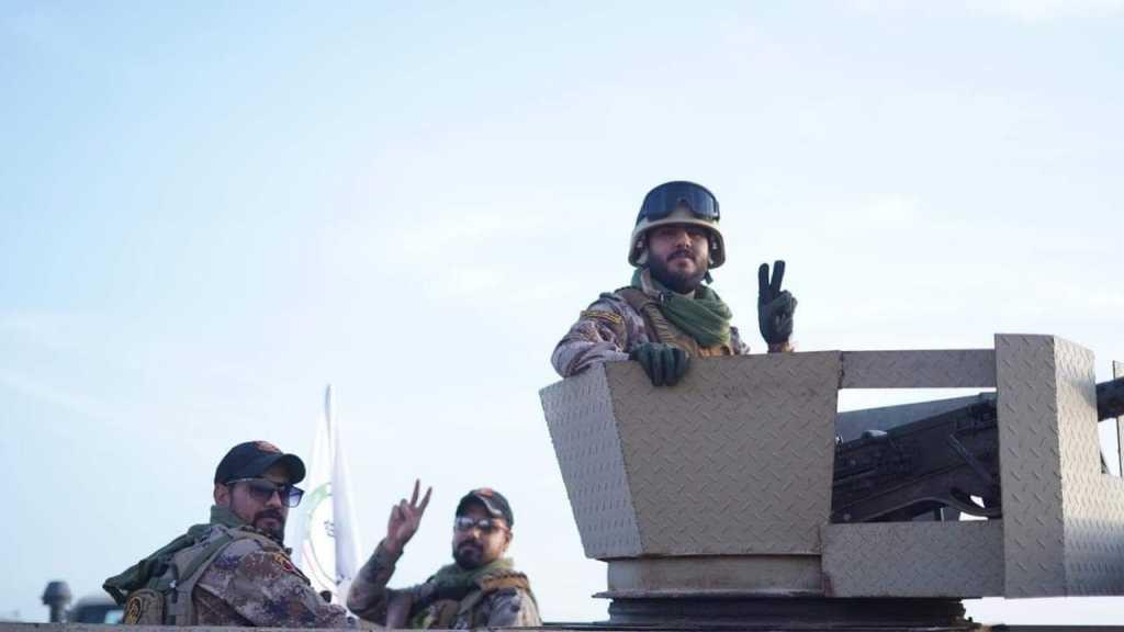 الحشد الشعبي ينفذ عملية 'علي ولي الله' الثاني غرب الموصل للقضاء على تنظيم داعش