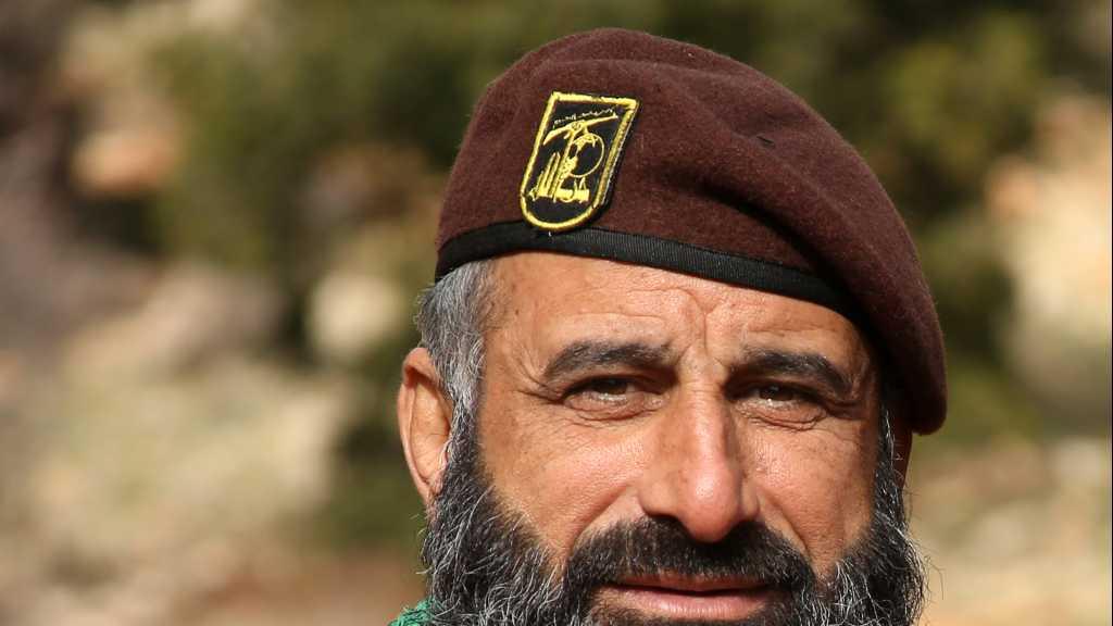 المقاومة الإسلامية تزف الشهيد المجاهد عماد محمد السيد الأمين 'السيد غريب'