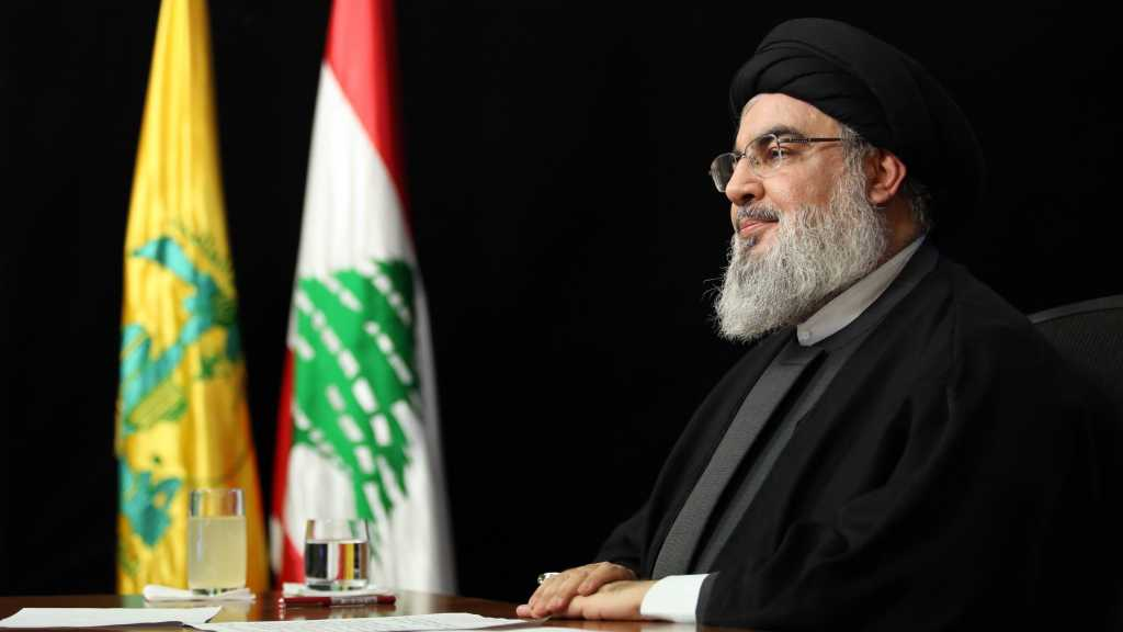 رسالة من مجاهدي المقاومة الإسلامية  إلى الأمين العام سماحة السيد حسن نصر الله
